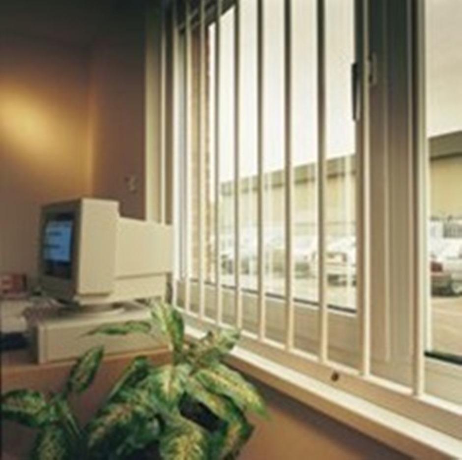 Window Bars, Grilles & Retractable Gates