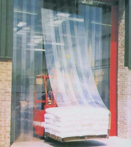 Arrow Security Shutters Ltd - PVC Strip Curtains