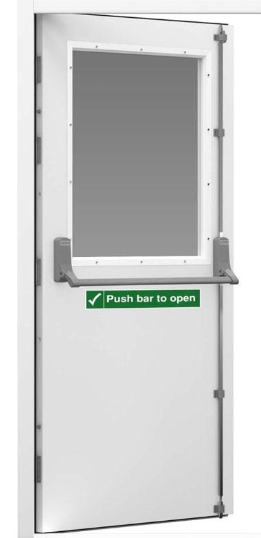 Arrow Security Shutters Ltd - Steel Security Doors