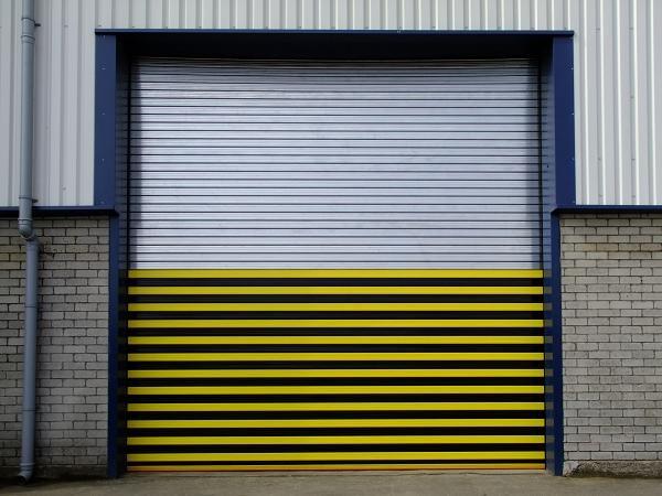 Commercial Door Fixtures : Industrial doors shutters seceurodoor