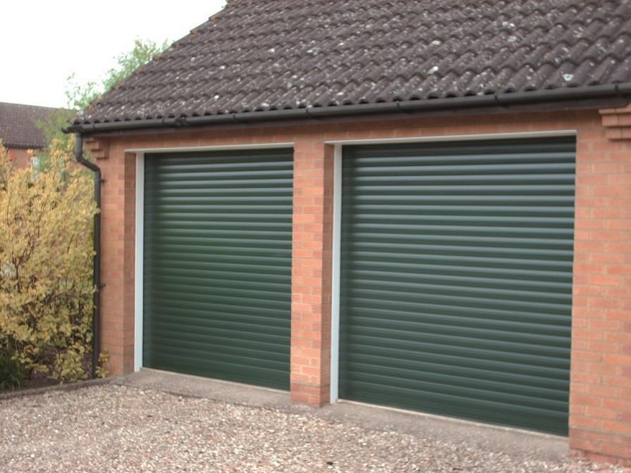 Fir Green RAL 6009 Insulated Slats
