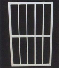 Fixed Window Bars