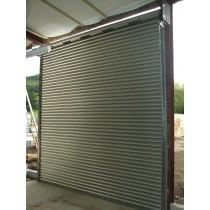 Traditional Galvanised Steel Solid Slats