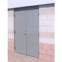 Double Leaf Personnel Door