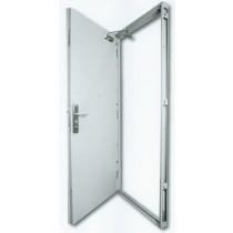 Steel Hinged Door Sets - Personnel Doors