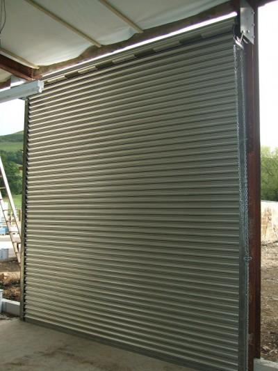 Roller Shutters Amp Industrial Doors Arrow Security