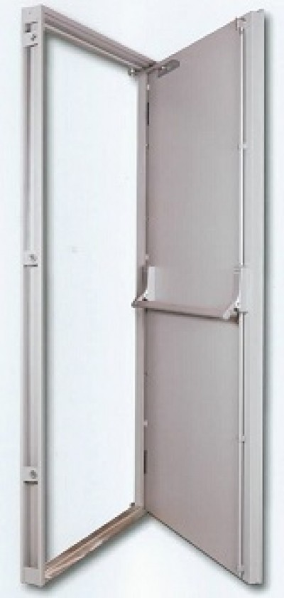 Steel Hinged Door Sets - Exit Door