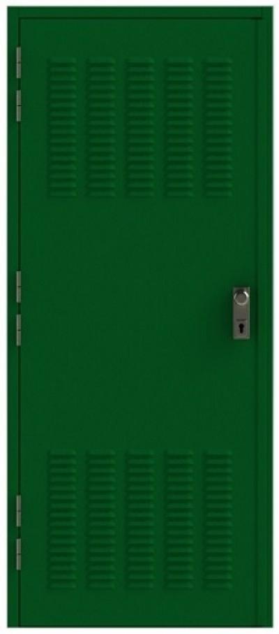 Single Leaf Substation Door