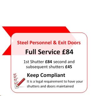 Arrow Security Shutters Ltd - Commercial & Retail Shutters Service